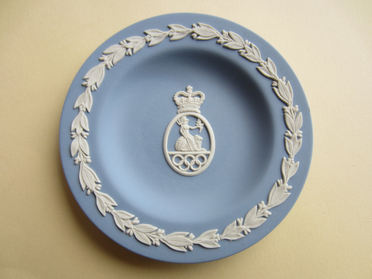 Wedgwood Jasper 112 Cm Olympic Tray Collectors Weekly