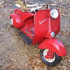 Farm Fresh Barn find Vespa 150