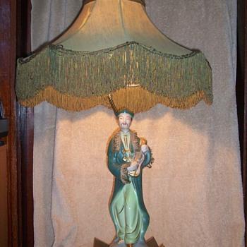 Male & female lamp pair - Lamps