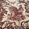 20 yd bolt of antique bird fabric