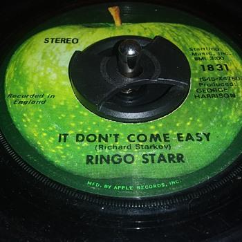 45 RPM SINGLE....#66 - Records