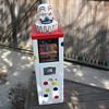 Vintage 1960's Circus Clown Head Vending Toy Prize Machine