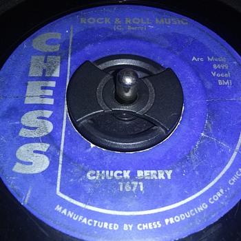 CHUCK BERRY - Records