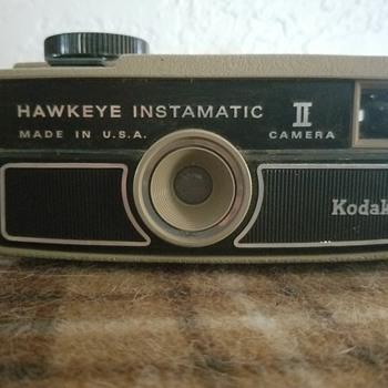 Kodak Hawkeye instamatic 2 - Cameras