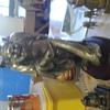 Chinese god statue (3.4 kilos)