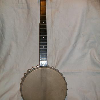 Banjo 6 string - Musical Instruments