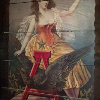 """American Woman"" - Breweriana"