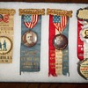 Civil War Re-Union Ribbons