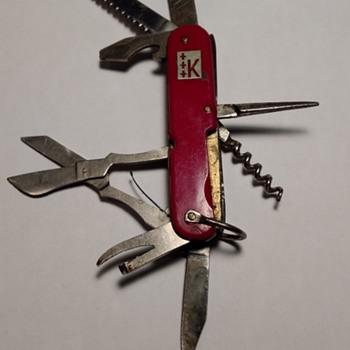 Swiss army knife unknown