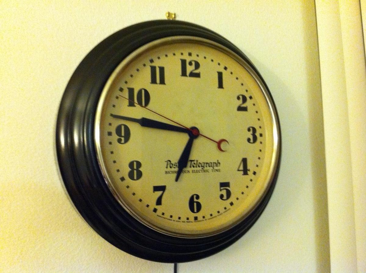 Hammond (Bichronous) Postal Telegraph Clock | Collectors Weekly