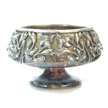 pierre adrien dalpayrat footed bowl