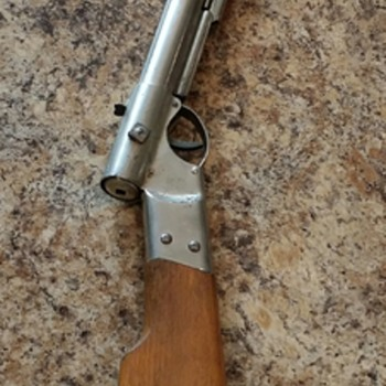 Pre 1900 Quakenbush Air Rifle? - Sporting Goods