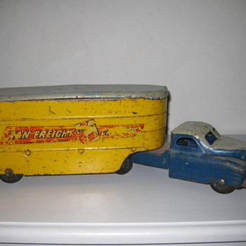 Buddy L truck - Model Cars