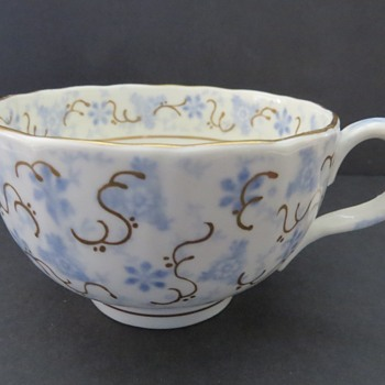 Antique Tea Cup - China and Dinnerware