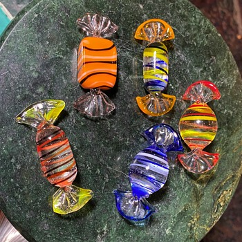 Very Hard Candy! - Art Glass