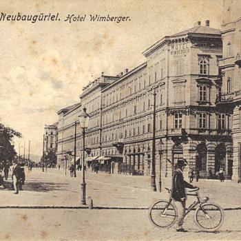 Hotel Wimberger Vienna, Austria