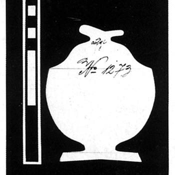 LOetz Richard Cameo III-1273 [1921-22] - Art Glass