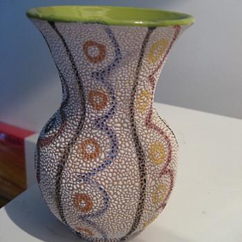 Litle Italian Vase - Pottery