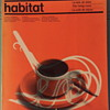 Habitat The living room notebook.