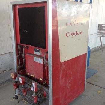 unknown machine - Coca-Cola