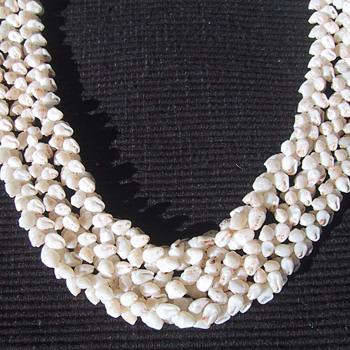 Ni'ihau Shell Lei - Fine Jewelry