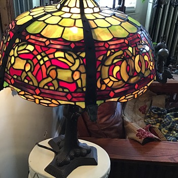 Just bought on craigslist.  Love it. - Lamps