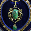 Early Archibald Knox Pendant for Liberty & Co