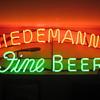 Nice Older Wiedemann Beer Neon