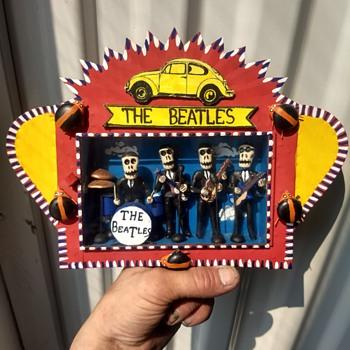 The Beatles NCE 39 - Music Memorabilia
