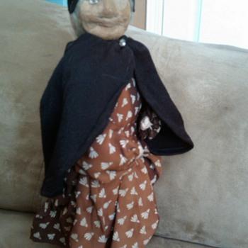 elderly lady # 2 - Dolls