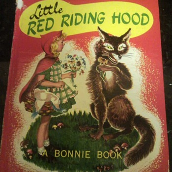 Little Red Riding Hood A Bonnie Book 4048, Not TV series... - Books