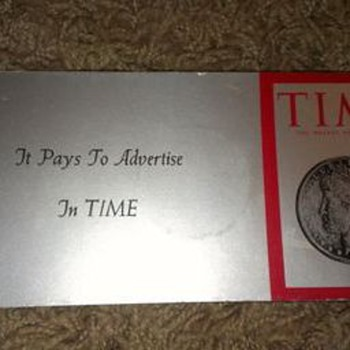 Time Magazine Sales Promotion