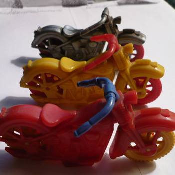 Toy Motorcycles - Toys