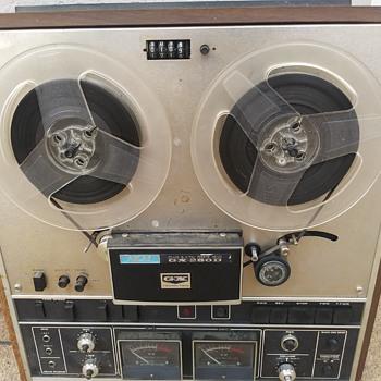 Akai Reel to Reel - Electronics