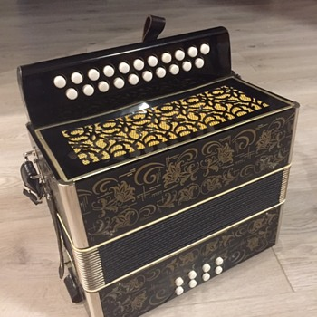 Accordion - Button - Musical Instruments