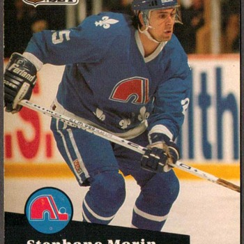 1991 - Hockey Cards (Quebec Nordiques) - Hockey