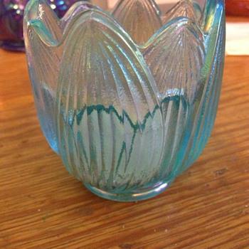 Fenton Votive Candleholder  - Glassware