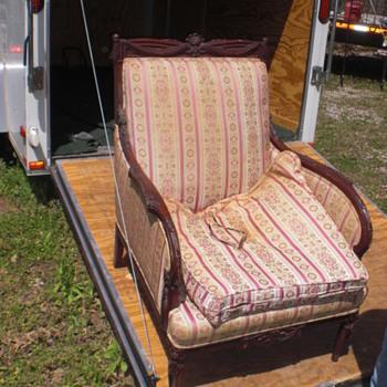 Victorian chair?