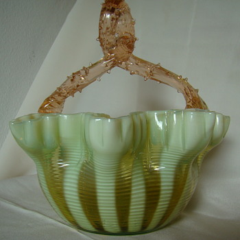 More Welz's baskets 2 - Art Glass