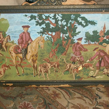 HELP! Antique painting? What is this!