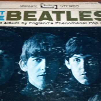 Beatles Meet the Beatles Vinyl Record - Records