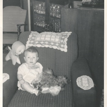 "My first birthday in this world'1960"" - Photographs"