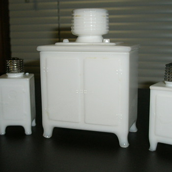 General Electric Salt, Pepper Shakers and Sugar Container - Kitchen
