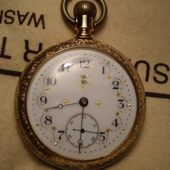 Hampden  Watch - Pocket Watches