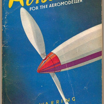 1942 - Airscrews for the Aeromodeller - Books