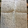 A letter about winston Churchill and the end of WW2