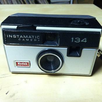 Kodak Instamatic 134 - Cameras