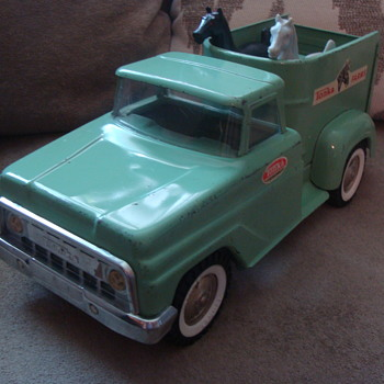 Kevin's 1960s Tonka Farm Truck Survivor! - Model Cars