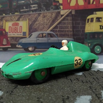 Dinky Toys - Connaught Racing Car No.236 - Model Cars