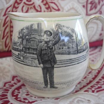 Royal Winton Wrimwades, Popular Traffic Policeman, Saint John N.B. - Kitchen